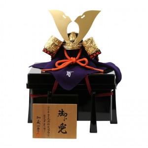 加藤一冑兜・五月人形・鎧飾り